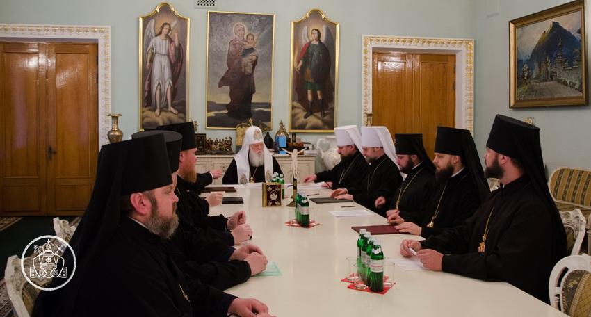 Синод УПЦ КП утворив Європейський та Російський екзархати