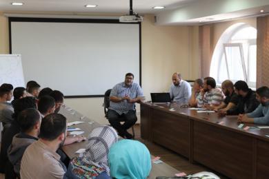 Мусульмане Киева осваивают технику организации мышления и способа решения творческих задач и споров