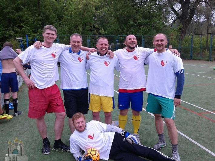 Греко-католики провели на Київщині ІІІ молодіжний футбольний турнір з нагоди Дня екологічної освіти