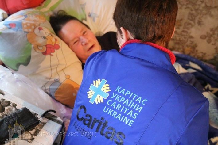 Греко-католики за допомогою уряду Австрії розпочали медико-соціальний проект «Домашня опіка в буферній зоні»