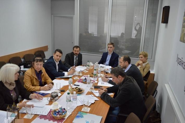 У Києві робоча група «Justice, Peace & Democracy» обговорила тему «Цінності українського суспільства»