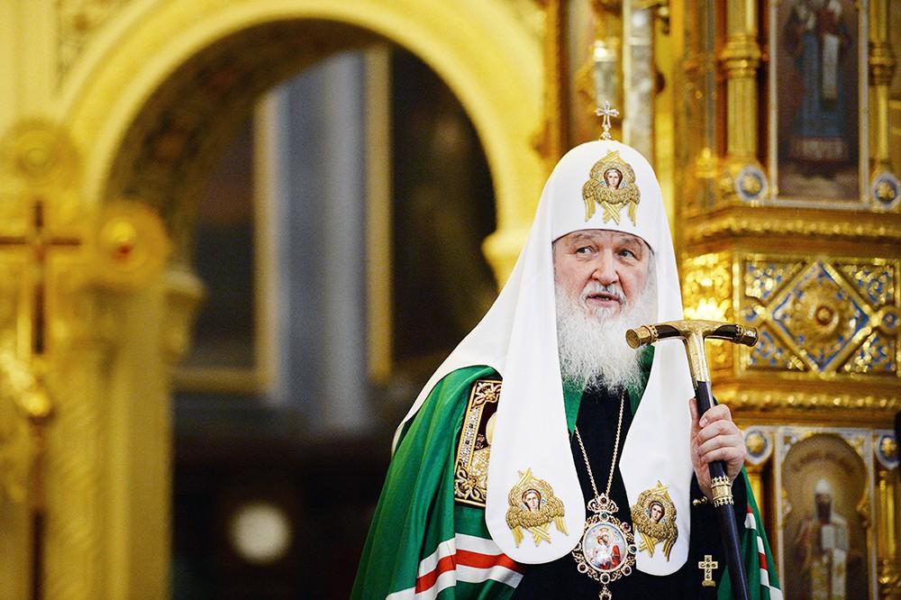 """Патриарх Кирилл призывает мировых лидеров не допустить """"нацистского"""" законодательства в Украине"""