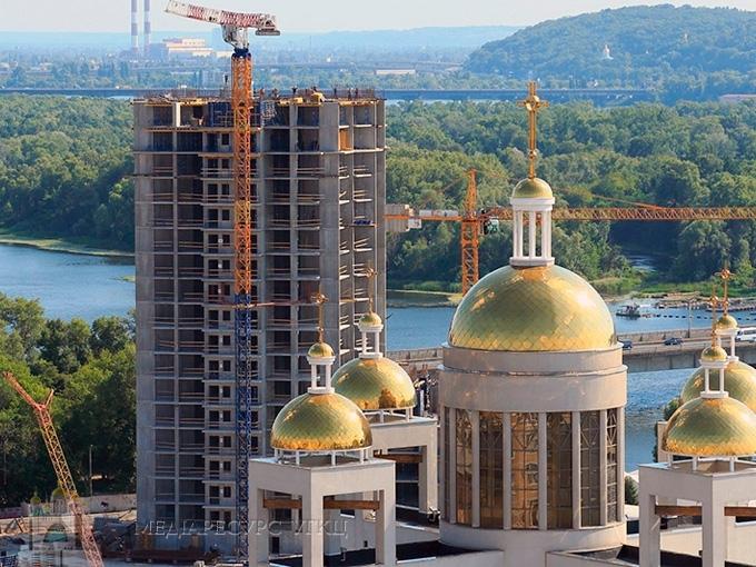 УГКЦ проситиме інші країни захистити патріарший собор від руйнації