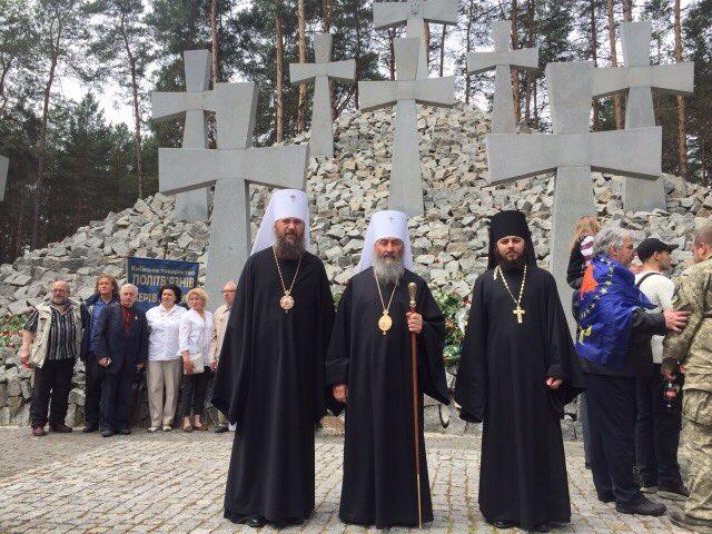 Українські Церкви відзначили День пам'яті жертв політичних репресій
