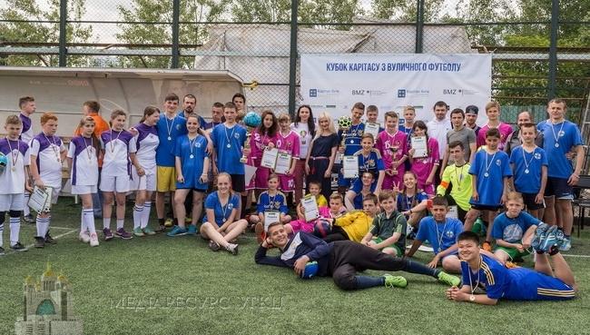 Греко-католики організують новий Всеукраїнський чемпіонат з вуличного футболу