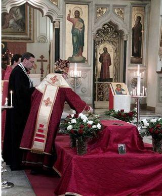 Патриарх Кирилл скорбит по иезуиту — руководителю хора русских греко-католиков