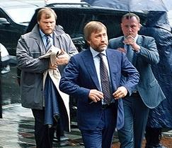 Новинский купил в России икону за 706 тысяч гривен