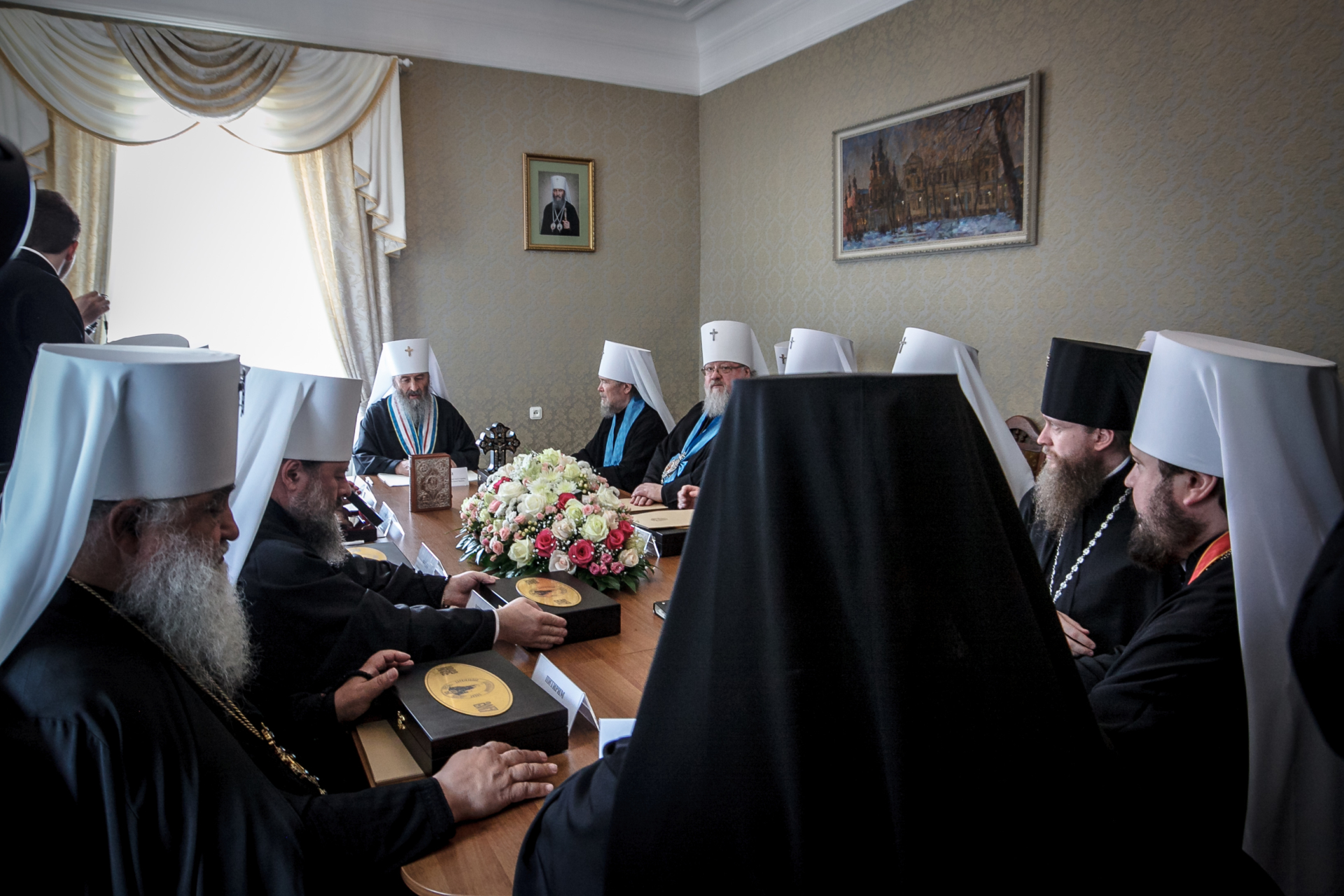 Синод УПЦ заснував Представництво при європейських міжнародних організаціях, а його головою призначив нового єпископа