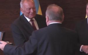 Президент Украины отметил вклад пасторов в развитие религиозной, культурной и социальной сферы страны