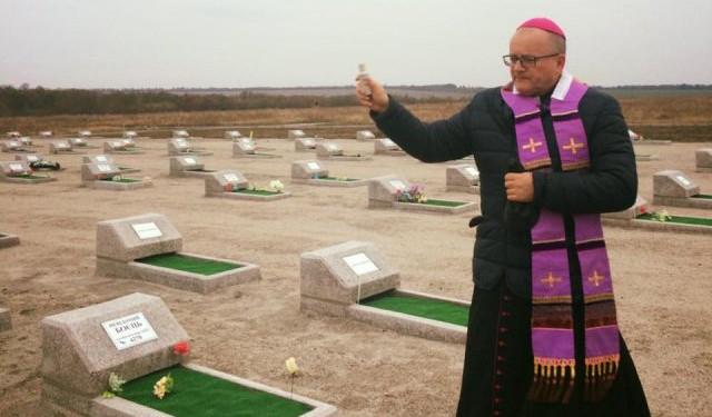 """Всі римо-католицькі єпископи в Україні """"готові віддати життя за Україну"""", переконує владика Ян Собіло"""