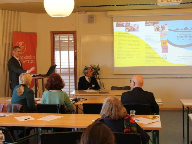 «Індуїзм в Європі». Нотатки українських учасників конференції у Стокгольмі