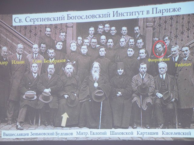 Шляхи богословської думки у ХХ столітті. Нотатки з презентації книги Павла Гаврилюка у Києві