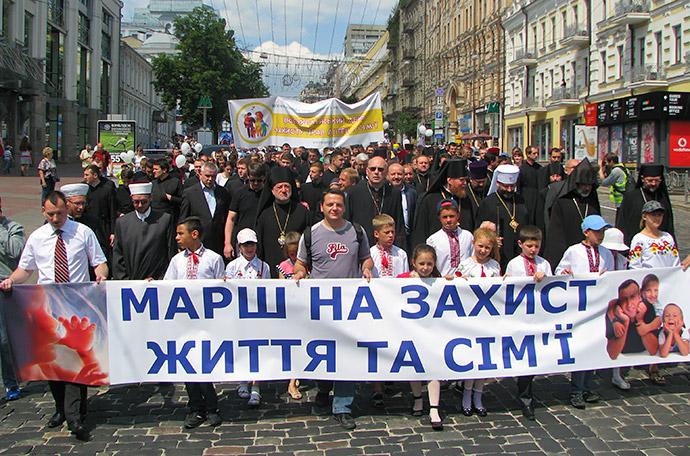 Церкви готують у Києві масштабні заходи з нагоди Міжнародного дня захисту дітей