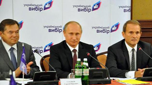 Пророссийский политик Виктор Медведчук  призывает украинцев хранить заветы Любомира Гузара