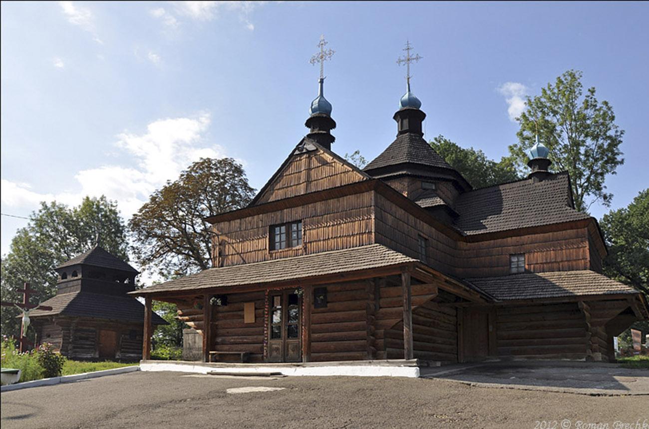 У Коломиї православні з греко-католиками посварилися через місцевий храм