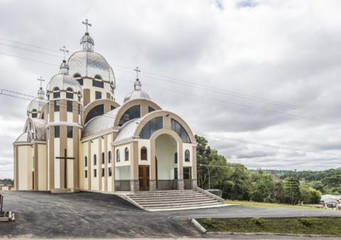 У Бразилії відкрили українську церкву — одну з найбільших церков у країні