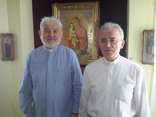 Єпископи українських і російських греко-католиків обговорили у Києві організацію форуму мігрантів