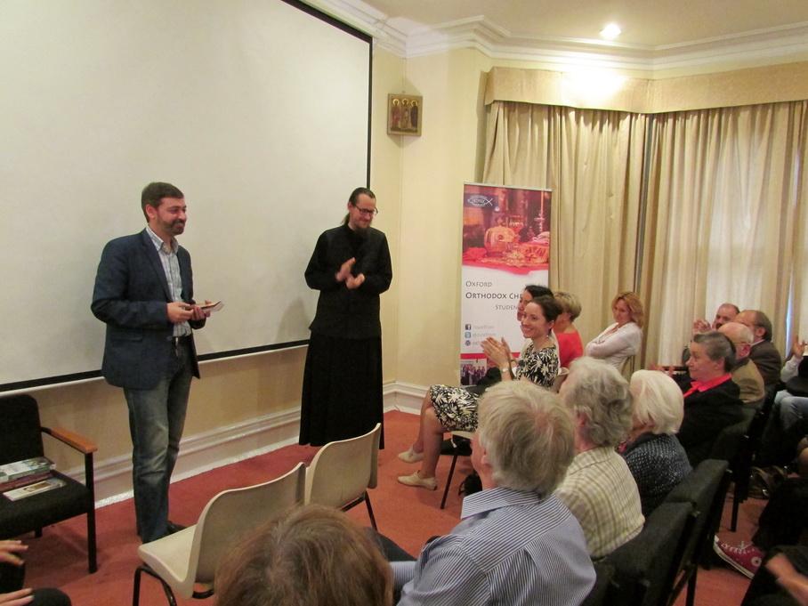 Українські науковці в Оксфорді представили проекти, присвячені 1000-річчю давньоруського чернецтва на Афоні