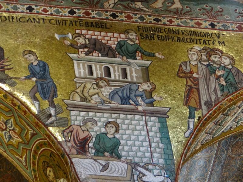 Вавилон, Церковь и Украина