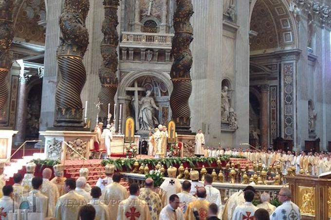 """У Ватикані вшанують українського святого Йосафата Кунцевича, якого в РПЦ вважають """"катом"""", """"кровожерливим"""" і """"некрофілом"""""""