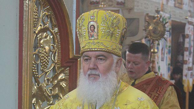 ЗМІ: глава УАПЦ погрожує піти у відставку, якщо Тернопільська єпархія не визнає рішення Архієрейського Собору