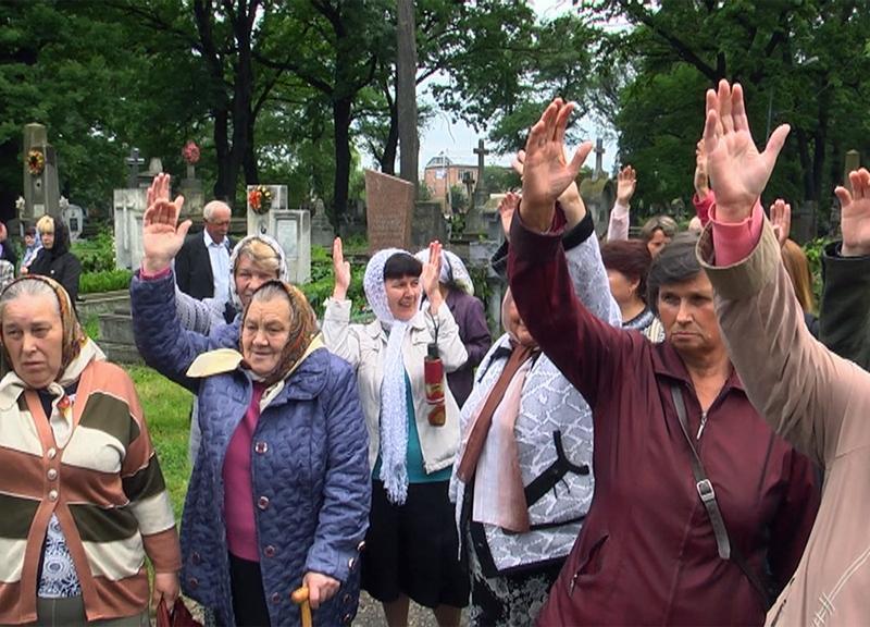У Коломиї частина вірян УПЦ (МП) хоче перейти в УПЦ КП