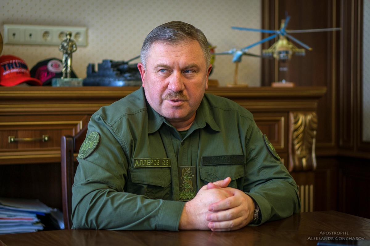 В Нацгвардии Украины ввели ограничения на капелланов УПЦ (МП)