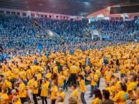 12 тысяч человек собрались в Киеве на открытие библейского колледжа «Гора Моисея»