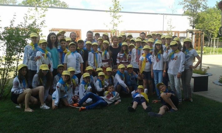 В Угорщині за духовної підтримки УГКЦ влаштовують табори відпочинку для тисяч дітей воїнів АТО і дітей-переселенців