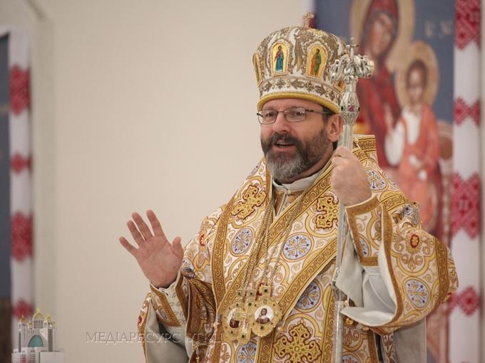 Глава УГКЦ: «Нам потрібен діалог, щоб зцілити рани минулого і будувати християнську єдність»