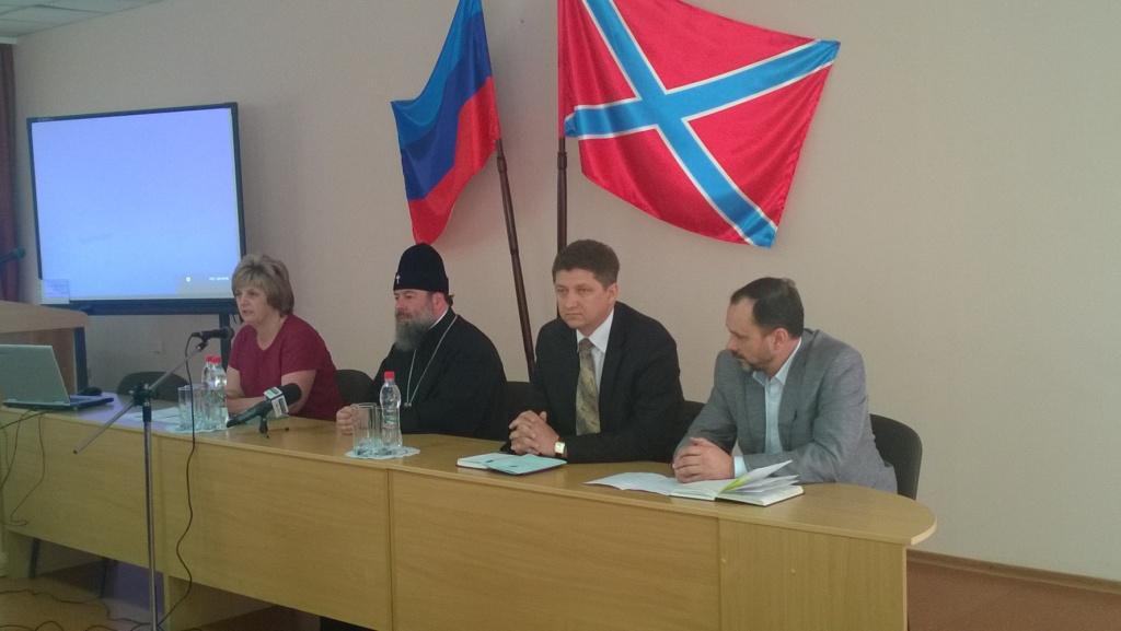 """Митрополит УПЦ, який активно співпрацює з владою """"ЛНР"""", каже, що це """"провокація"""""""