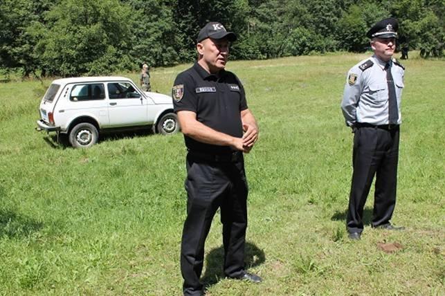 Працівники ювенальної поліції влаштували свято дітям молодіжного табору Мукачівської єпархії УПЦ