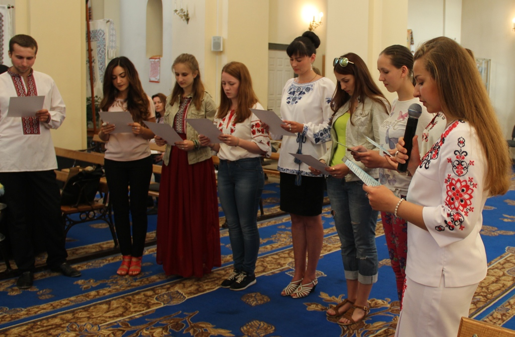Молоді греко-католики Вінниці склали обітницю дотримання дошлюбної чистоти