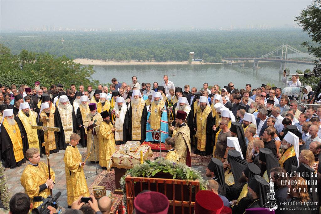 Митрополит Онуфрій видав циркуляр про особливе молитовне правило всім вірянам УПЦ