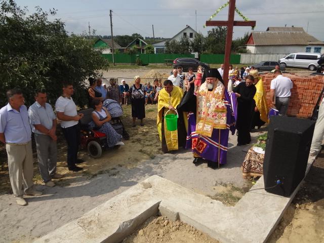 УПЦ КП заснувала три нові храми на Вінничині