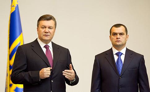 """Суд дозволив заочне розслідування щодо екс-міністра Захарченка у """"церковній справі"""""""