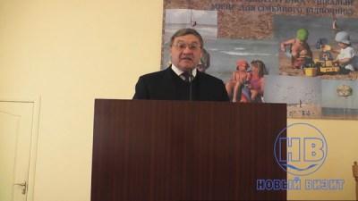 На Херсонщине духовенство обвинило главу сельсовета в намерении передать фирме с российскими корнями землю, на которой стоит храм УПЦ КП