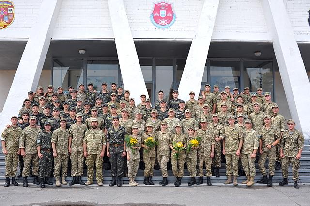 Національний університет біоресурсів і академія УПЦ КП випустили першу групу військових капеланів