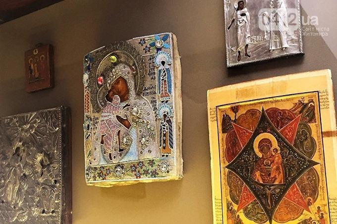 У Житомирі в соборі УПЦ КП відкрилася виставка унікальних вірменських ікон України