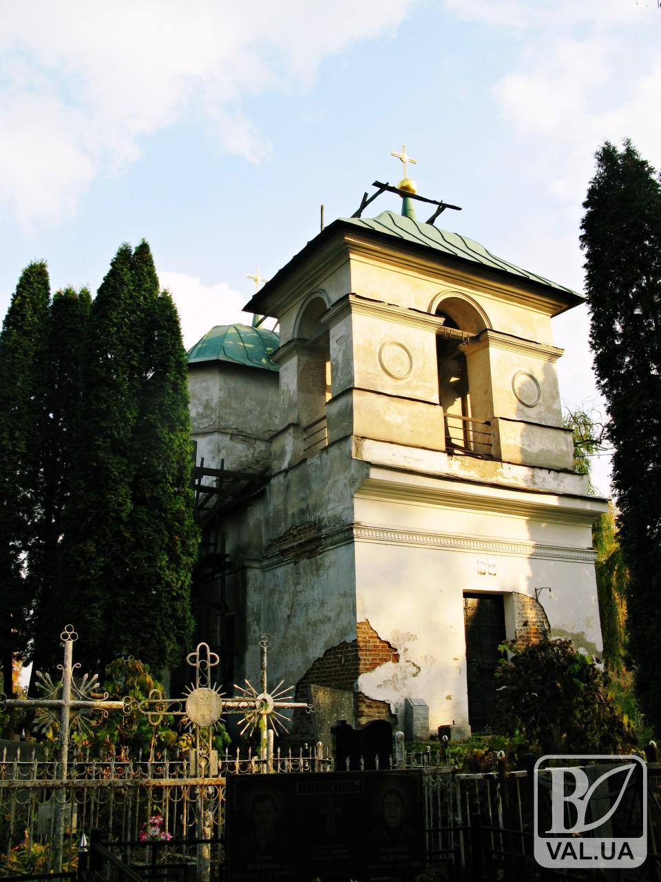 «Грецький» храм у Ніжині знову відкрив двері для парафіян