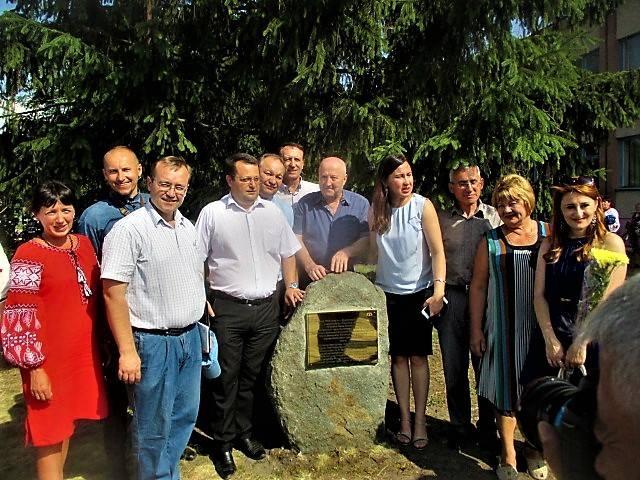 Перший в Україні пам'ятник воїнам Кримського ханства та їх українським союзникам встановлений на Чернігівщині