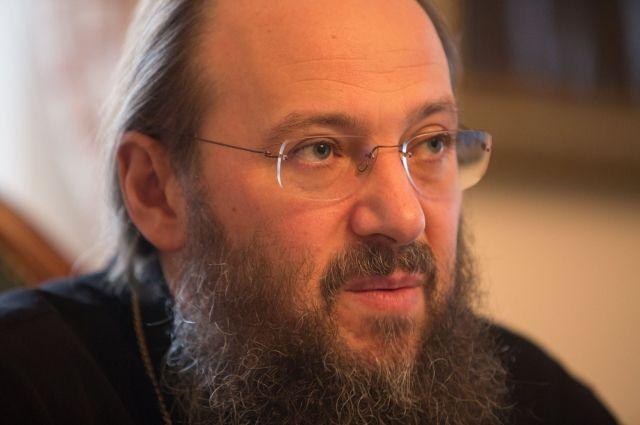"""Для УПЦ важнее """"внутреннее единство"""", чем единство с другими церквями Украины"""
