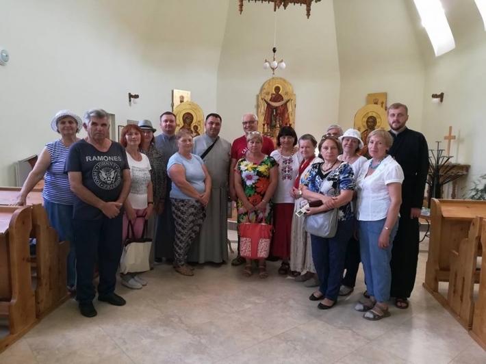 УГКЦ організувала курс реабілітації для медиків Харківського військового госпіталю
