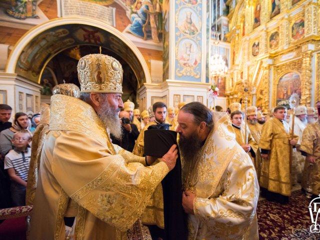 Главный обличитель патриарха Кирилла в Украине возведён в сан архиепископа