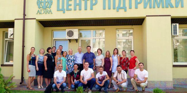 В Адвентистському агентстві допомоги та розвитку в Україні провели стратегічне планування на п'ять років