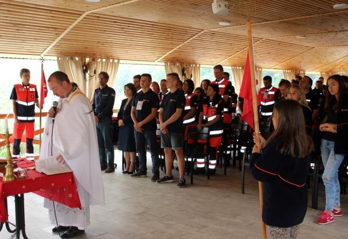 Міжнародні Мальтійські маневри волонтерів-рятувальників провели в Кам'янці-Подільському