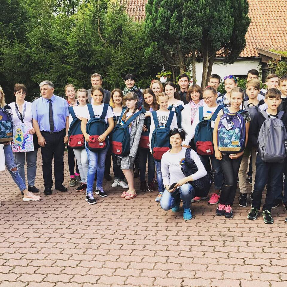 УПЦ КП возить дітей-переселенців з Донеччини на відпочинок до Європи