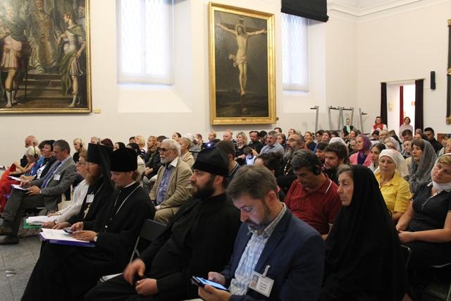 УПЦ відзначила у Мілані століття Помісного Собору РПЦ