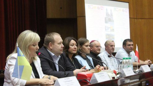 У Запоріжжі польсько-українська конференція об
