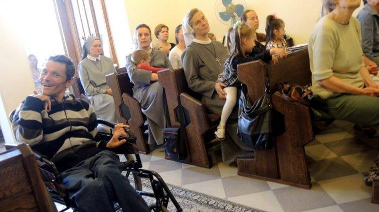 Католики відкрили домініканський монастир у Харкові, а в Білій Церкві намагаються повернути храм